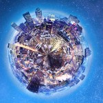 Crowded-Planet-Earth-Widescreen-Wallpaper