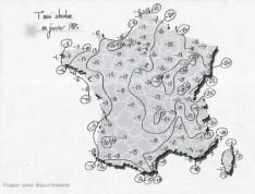 Janvier 1985 - Meteo France
