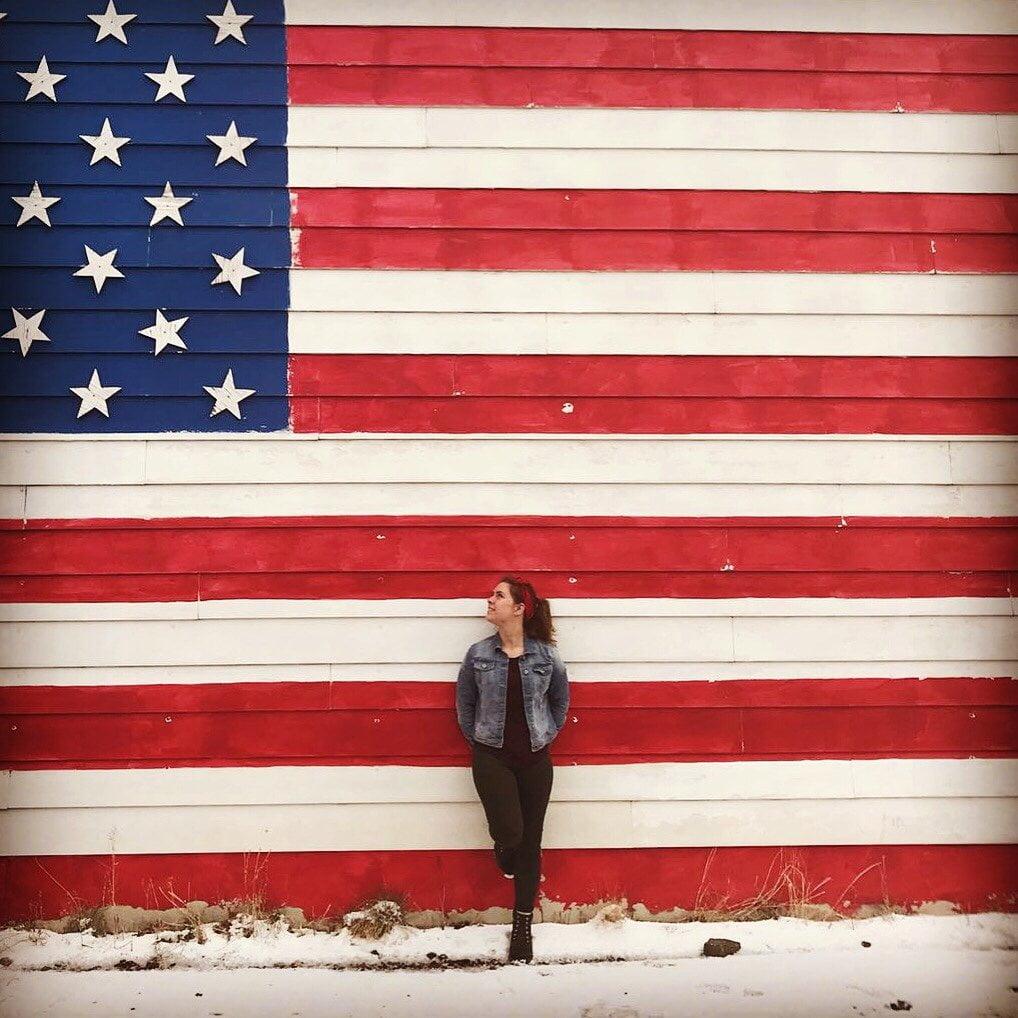Sara US flag