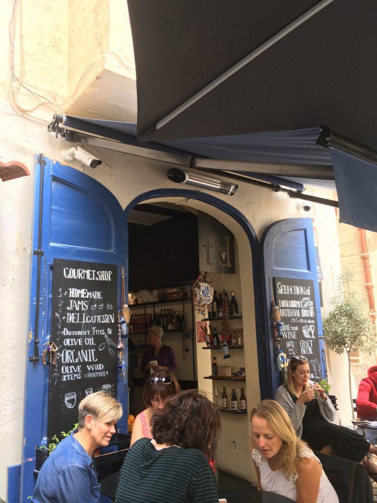 Malta-Rabat-bistro