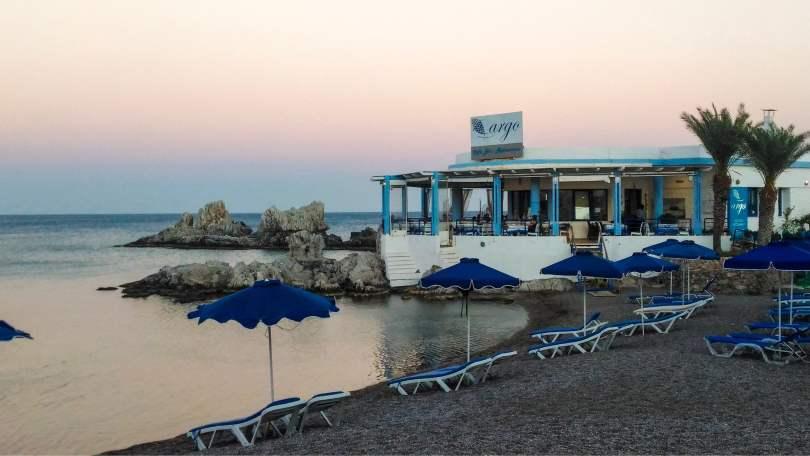 Haraki, Rodi, le spiagge più belle