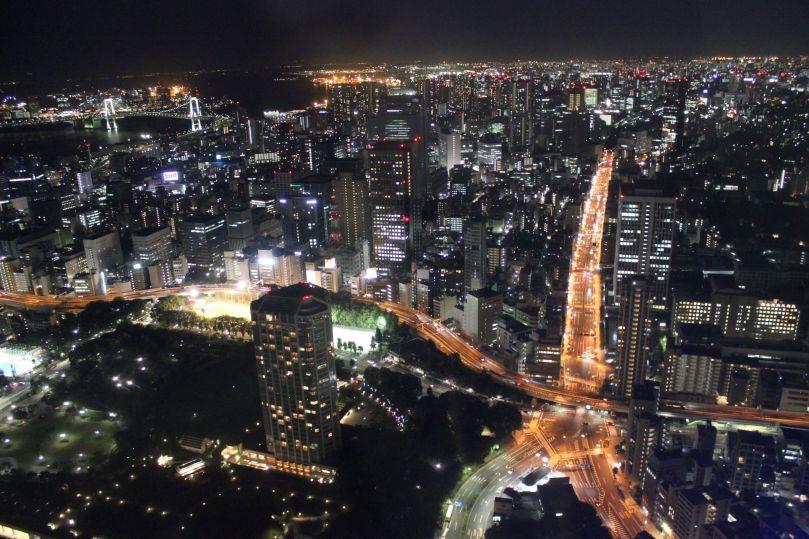 Vista notturna_Giappone
