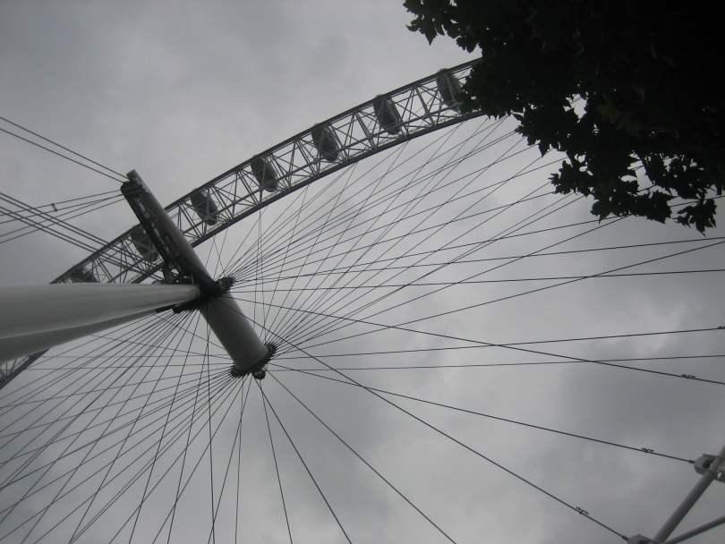 lavorare a Londra_London Eye