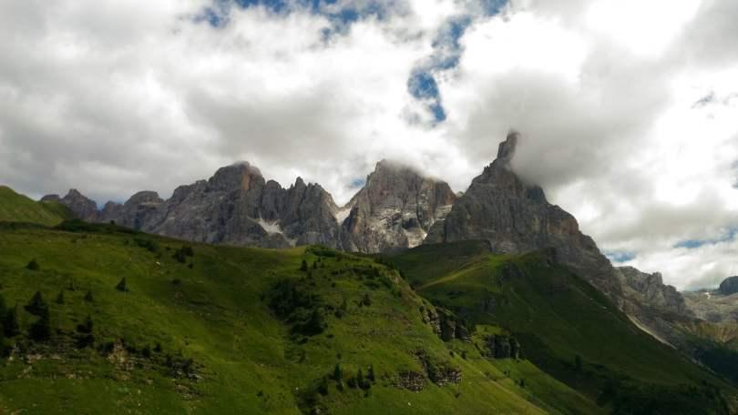Vista da Monte Castellazzo_Trekking del Cristo Pensante