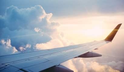 idee regalo per viaggiatori: volo