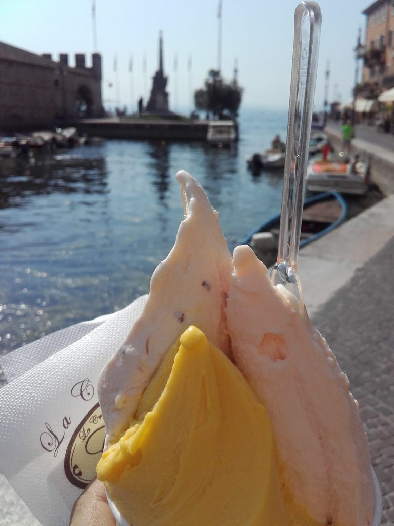 Lazise_ice cream