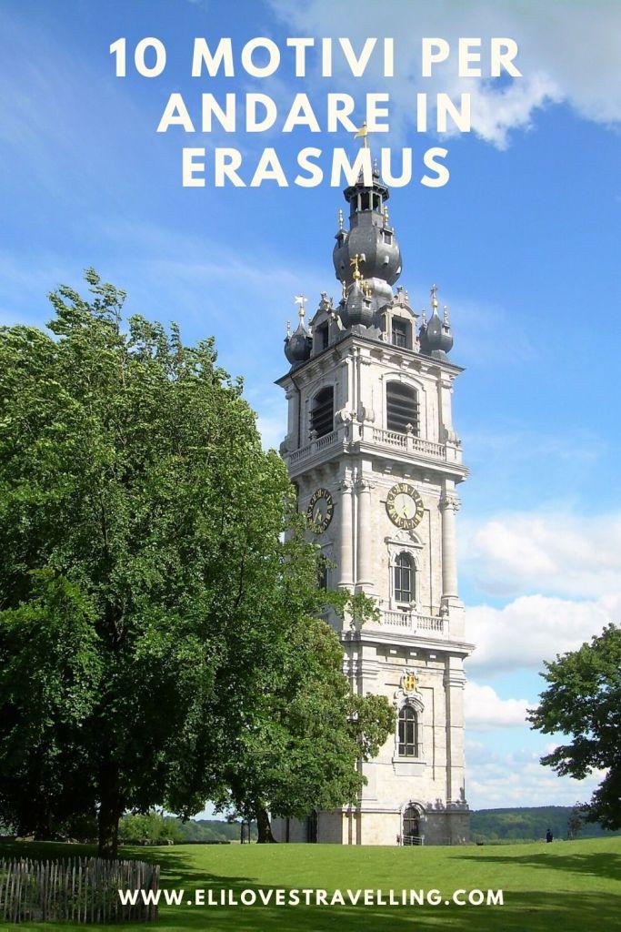 10 motivi per andare in Erasmus 4