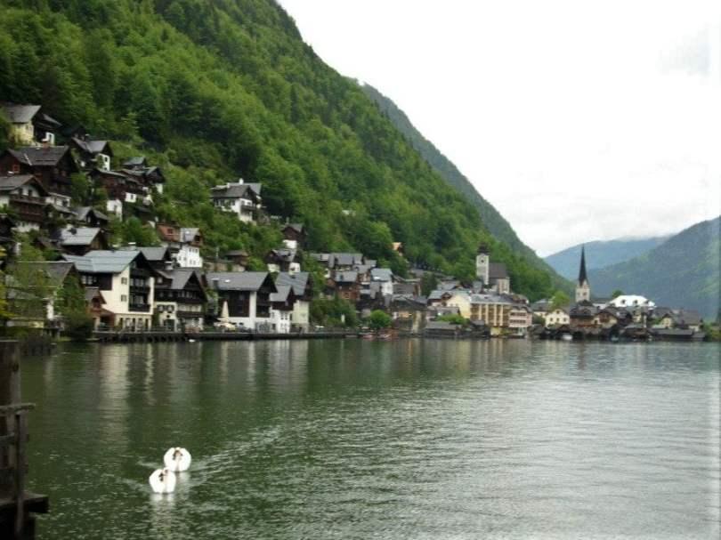 Lago in Austria
