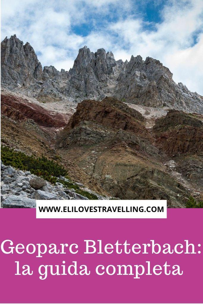 Geoparc Bletterbach: la guida completa (inclusi i 2 itinerari) 2