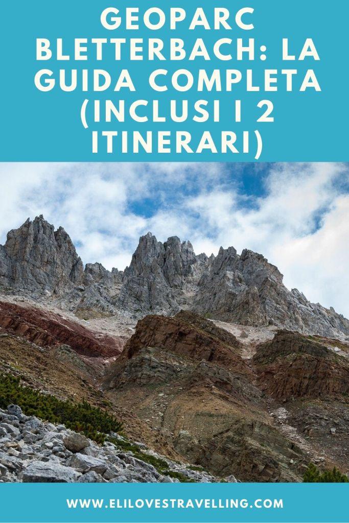 Geoparc Bletterbach: la guida completa (inclusi i 2 itinerari) 3