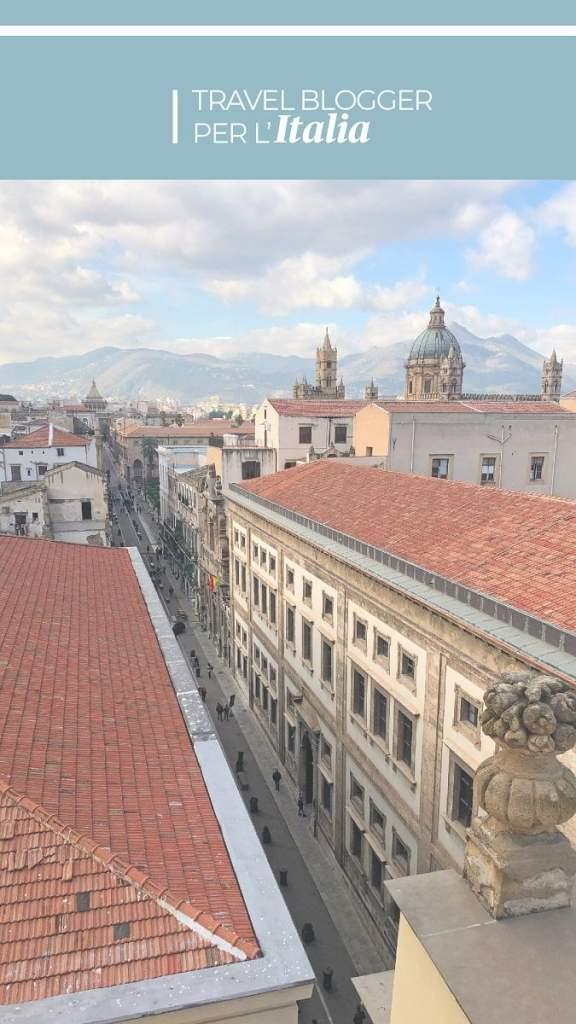Travel Blogger per l'Italia_città