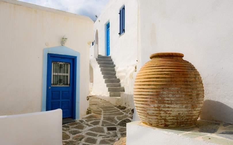 Isole greche: Paros