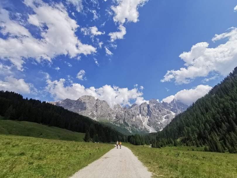 Val Venegia in estate