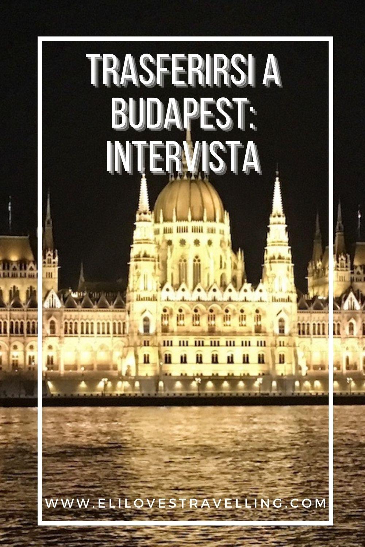 Trasferirsi a Budapest: intervista a Giulia di Travelling Sunglasses 5