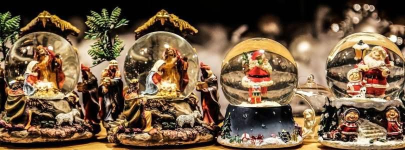 Prodotti artigianali dei mercatini di Natale