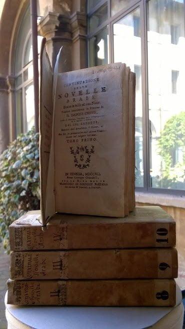 Biblioteca Bertoliana di Vicenza_libri antichi