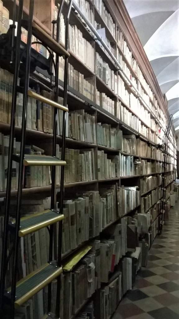 Scaffali Biblioteca Civica Bertoliana