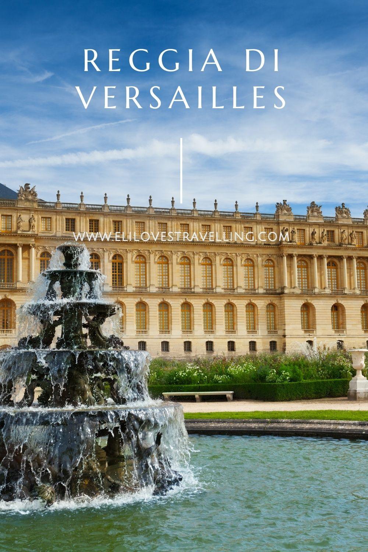 Reggia di Versailles, ricordi della prigione dorata 2