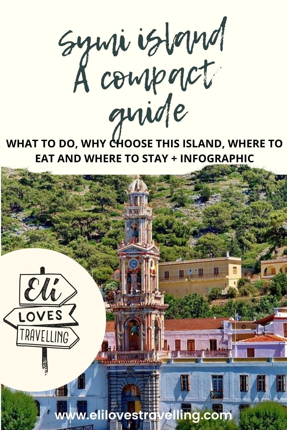 Symi: a compact guide to the Greek island 2