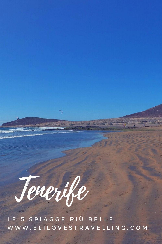 Le 5 spiagge più belle di Tenerife 1