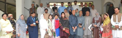 Parliamentarians to Eliminate Hidden Hunger and Nutrition Challenges in Balochistan