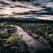 Craters of the Moon, ID, USA