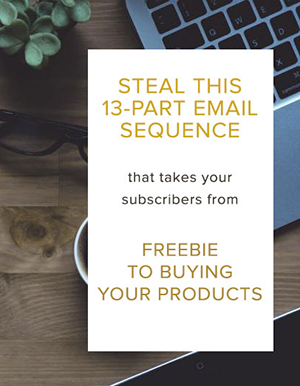 13-part-email-sequence
