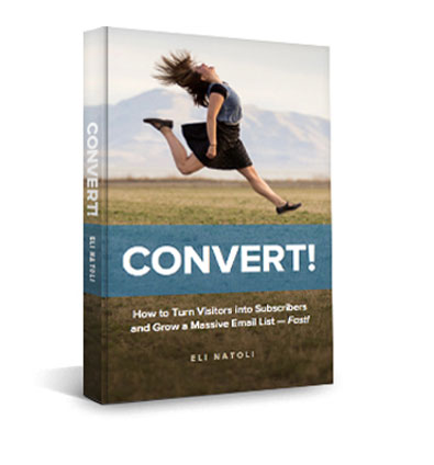 Convert Abondoning Visitors to Subscribers