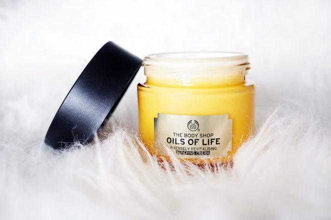 The Body Shop - Oils of Life - Sleeping cream