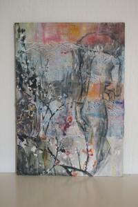 Acryl, 201530 x 43 cm