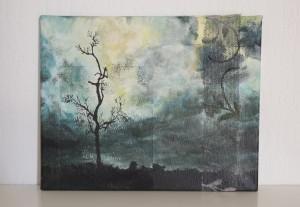 Acryl, 2016 30 x 24 cm