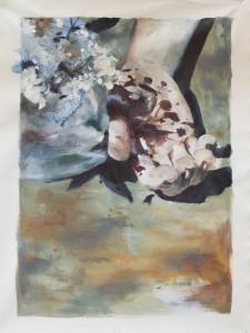 Acryl, 2017ca. 55 x 77 cm