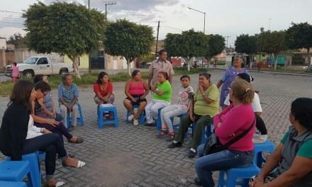 Mamás de San Francisco del Rincón trabajan en prevención
