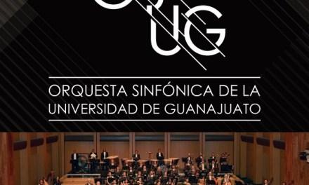 ¡Hoy! Concierto de la Orquesta Sinfónica de la Universidad de Guanajuato en San Francisco