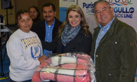 Combaten frío en municipios del Rincón