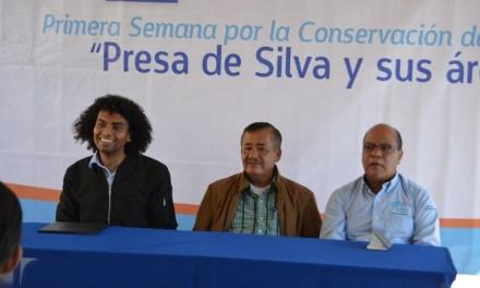 Concientizan para proteger la Presa de Silva