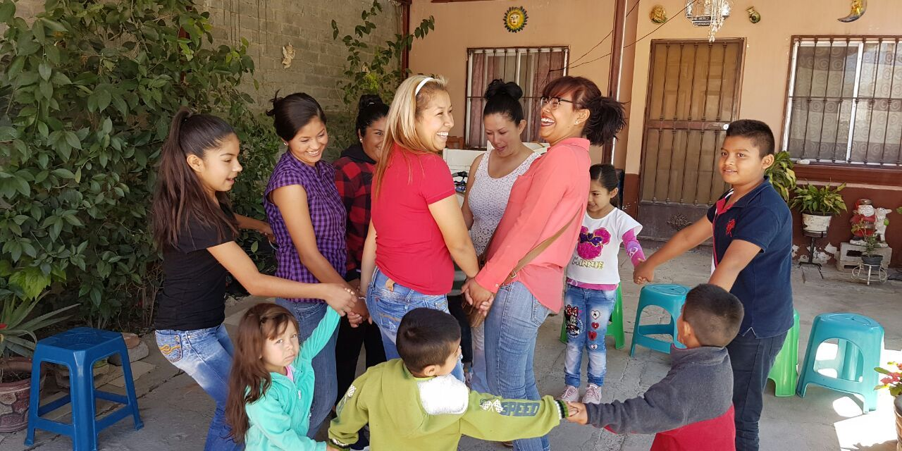 Participan mamás en prevención