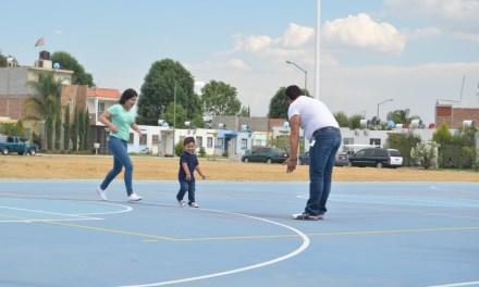 Impulsan deporte en Villas de Guadalupe