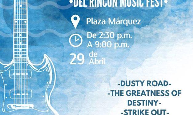 Invitan a concierto de Rock en SFR