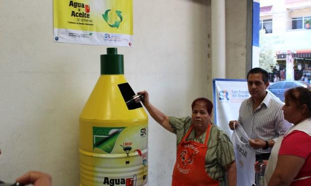 Inician campaña ecológica en San Francisco del Rincón