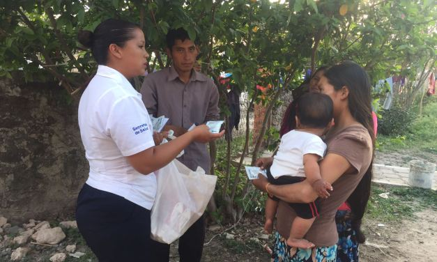Ofrecen servicios de salud a jornaleros