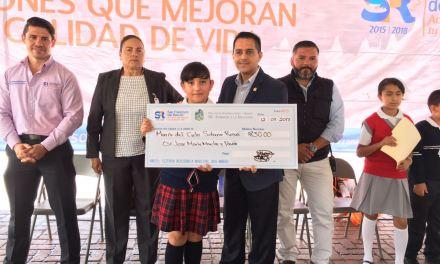 Entregan apoyos educativos a 657 infantes de San Francisco del Rincón