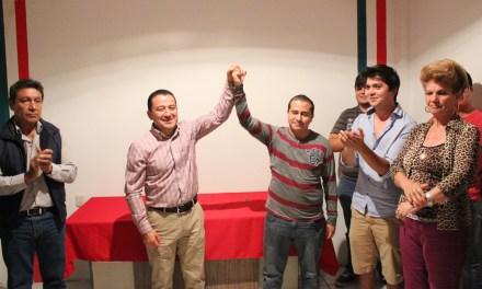 Eligen a Pablo Martínez como nuevo dirigente del PRI Purísima
