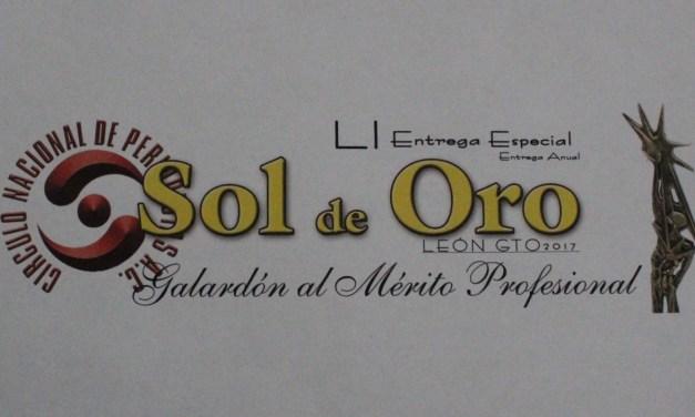 Reconocen con Sol de Oro a habitantes de los Pueblos del Rincón