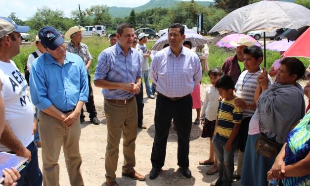 Inauguran planta de Tratamiento en Manuel Doblado