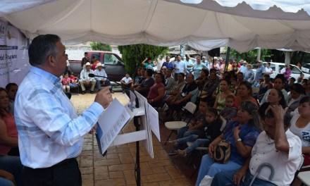 Reactivan comunidades marginadas de Purísima