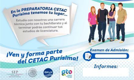 Abren segundo período de inscripción para el CETAC