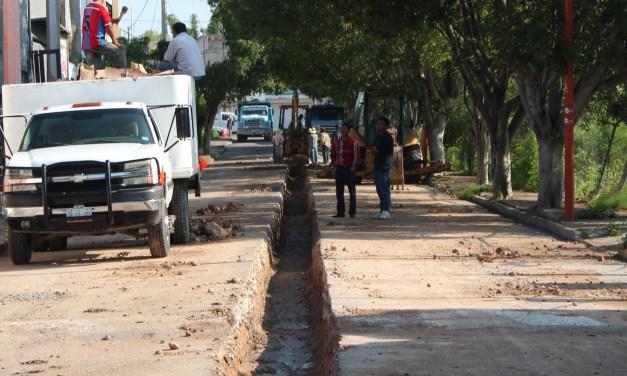 SAPAF rehabilita más de dos kilómetros de drenaje sanitario