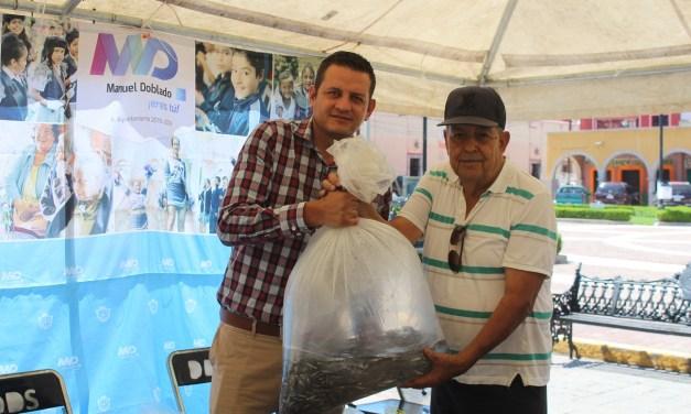 Proyectan convertir a Manuel Doblado en municipio piscicultor