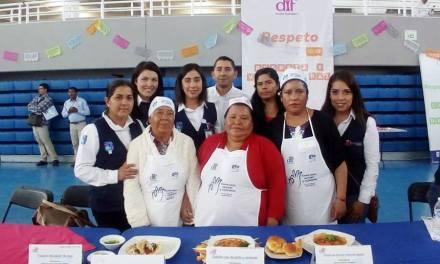 """San Francisco del Rincón es finalista en concurso """"Platillo Saludable"""""""